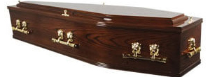 Plain Side Coffins
