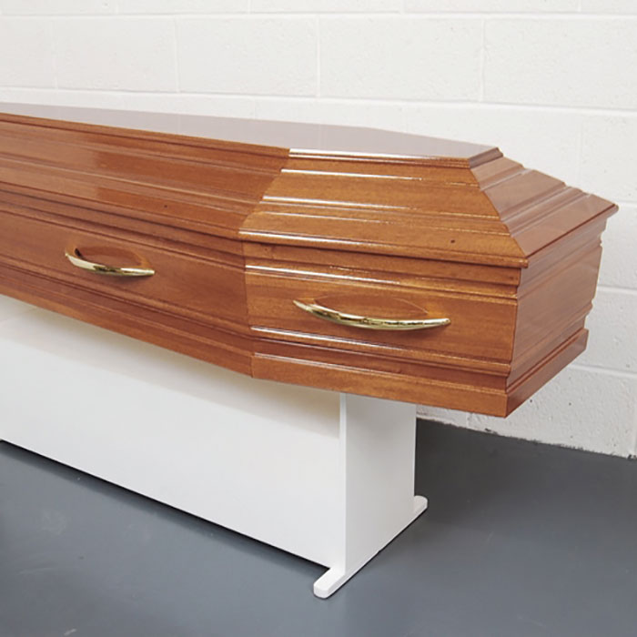 Semi-Casket Coffin Brandon